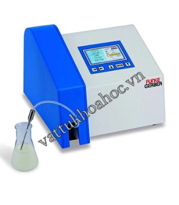 Máy phân tích hàm lượng chất béo và đạm trong sữa tự động Funke Gerber LactoFlash