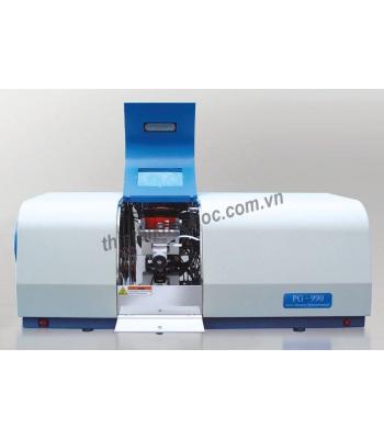 Máy quang phổ hấp thu nguyên tử AAS hệ ngọn lửa – hydrid PG Instrumets AA990-F