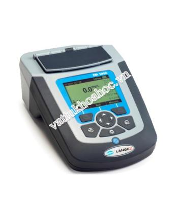 Máy quang phổ phân tích nước cầm tay Colorimeter HACH DR1900