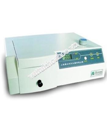 Máy quang phổ so màu UV-VIS Jinghua 752