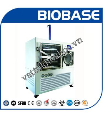 Máy sấy đông khô (sấy thăng hoa) BIOBASE BK-FD100S