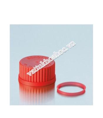 Nắp vặn nhựa PBT màu đỏ DURAN