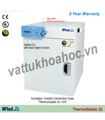 Tủ ấm 105 lít Daihan IG-105