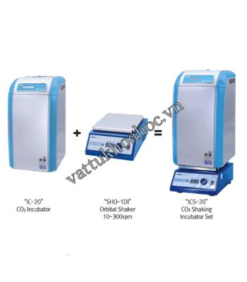 Tủ ấm CO2 Daihan mini 20 lít kèm lắc