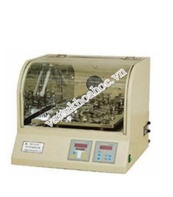 Tủ ấm lắc - Máy lắc ổn nhiệt 12 bình x 500ml THZ-312