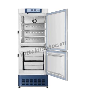 Tủ bảo quản 2 buồng (1 buồng mát, 1 buồng âm) Haier HYCD-282