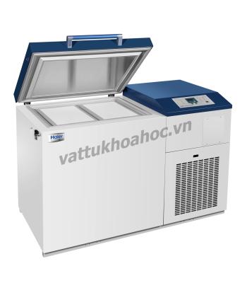 Tủ bảo quản âm sâu -150oC, 200 lít, kiểu ngang Haier DW-150W200