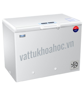 Tủ bảo quản vắc xin năng lượng mặt trời, 2 dải nhiệt độ, 90 lít (2 ÷ 8oC và ≤ -10oC) Haier HTCD-90