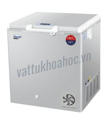 Tủ bảo quản vắc xin năng lượng mặt trời, 40 lít (≤ -10oC) Haier HTD-40
