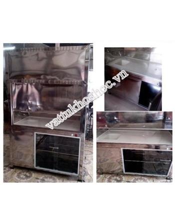 Tủ hút khí độc mặt Composite STECH Việt Nam STE80-130