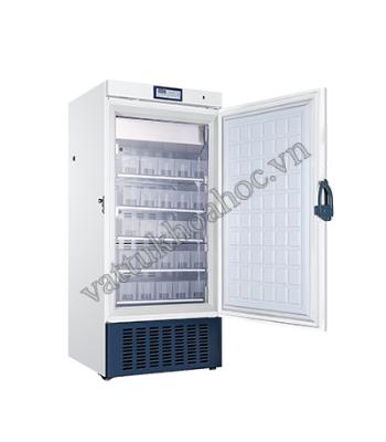 Tủ lạnh âm -30oC 420 lít bảo quản mẫu Haier DW-30L420F (có USB)