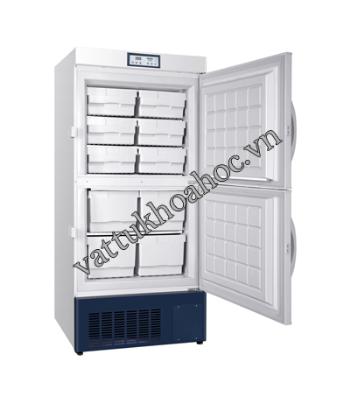 Tủ lạnh âm sâu -10oC tới -30oC 508 lít (kiểu đứng) Haier DW-30L508