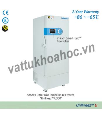 Tủ lạnh âm sâu (-86℃~-65℃, loại đứng, 300 lít) Daihan UniFreez U300
