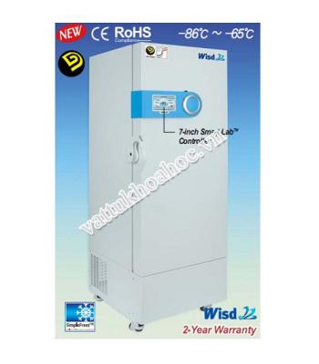 Tủ lạnh âm sâu -95℃ dạng đứng 700 lít Daihan DuoFreez U700
