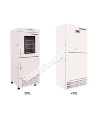 Tủ lạnh âm sâu loại 2 ngăn -40oC 288 lít Biobase BDF-40V288