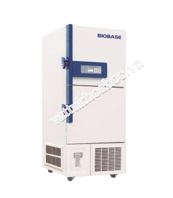Tủ lạnh âm sâu loại đứng -86℃ Biobase 388 lít BDF-86V388