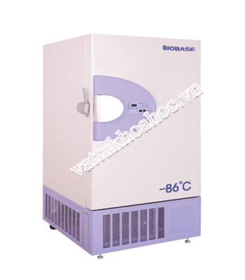 Tủ lạnh âm sâu loại đứng -86℃ Biobase 500 lít BDF-86V500