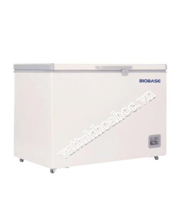 Tủ lạnh âm sâu loại nằm ngang -40℃ Biobase 300 lít BDF-40H300