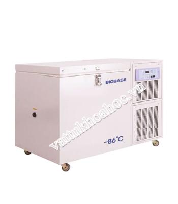 Tủ lạnh âm sâu nằm ngang -86℃ Biobase 300 lít BDF-86H300