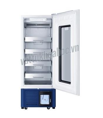 Tủ lạnh trữ máu chuyên dụng 158 lít có bộ ghi nhiệt độ, kiểu ngăn kéo Haier HXC-158B