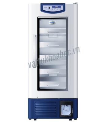 Tủ lạnh trữ máu chuyên dụng 358 lít, kiểu ngăn kéo có bộ ghi nhiệt độ Haier HXC-358B