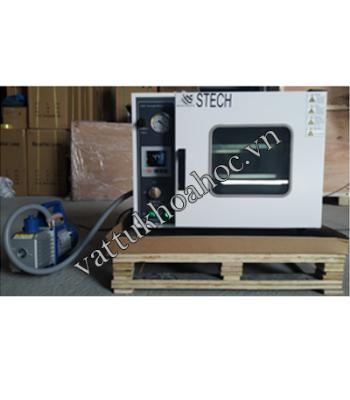 Tủ sấy chân không 25 lít (lòng tủ bằng inox) Xingchen DZF-6020B