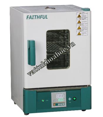 Tủ sấy đối lưu cưỡng bức 230 lít, nhiệt độ cao Faithful WGL-230B
