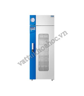 Tủ trữ máu 629 lít có bộ ghi nhiệt độ, USB, kiểu giỏ đựng Haier HXC-629