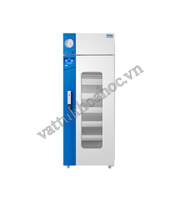 Tủ trữ máu 629 lít có bộ ghi nhiệt độ, USB, kiểu ngăn kéo Haier HXC-629T