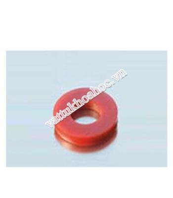 Vòng đệm silicon đỏ dùng cho vòi nối nhựa PP DURAN